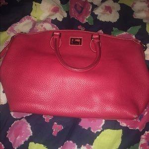 Dooney Satchel Handbag
